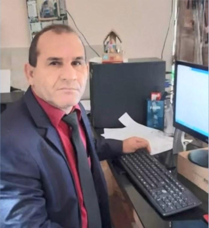 Jonas Soprani, de 48 anos, foi assassinado a tiros em Linhares