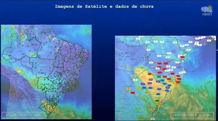 Aplicativo oferece informações mais precisas sobre meteorologia para produtores rurais