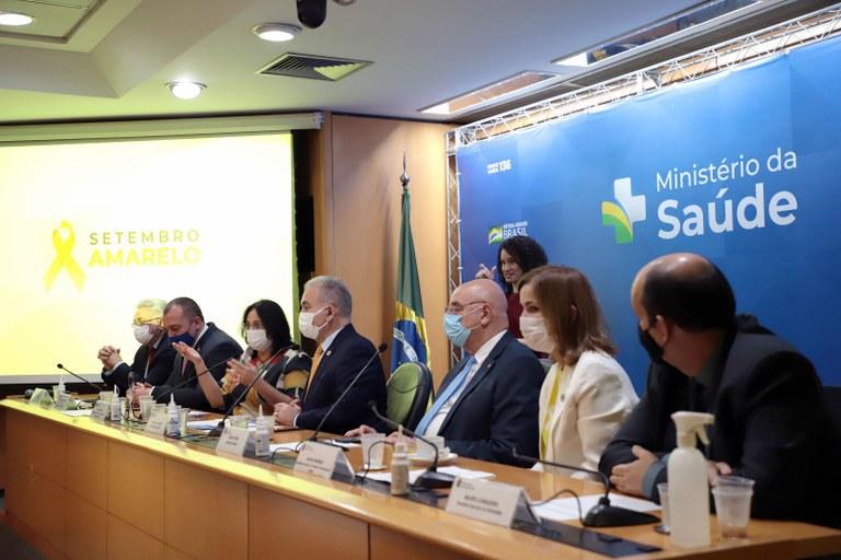 Governo Federal chama atenção para prevenção ao suicídio e reforça cuidado à saúde mental