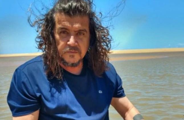 Daniel Santana Barbosa, o Daniel da Açaí (PSDB) foi preso durante operação da PF em São Mateus — Foto: Divulgação