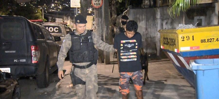 Traficante do Norte do ES foi preso em Vitória