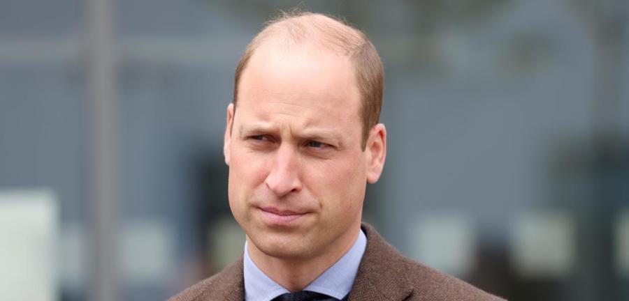 Príncipe britânico William em Kirkwall, na Escócia