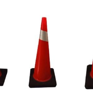 Cono para señalización vial | Marca By Lack