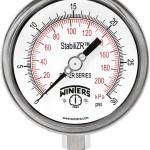 PFP-ZR Premium StabiliZR™ | Manómetros Winters