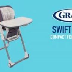 Graco Slim Fold High Chair Massage Pad Swift Lx In Basin Bed Bath Beyond Video