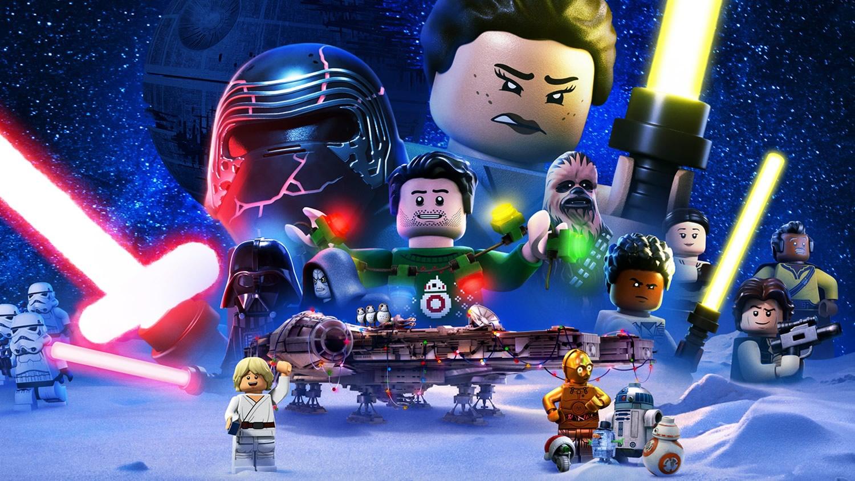 LEGO: Star Wars, Disney Plus divulga trailer do especial de Natal – Os Geeks