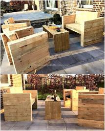 Ingenious Plans -purposing Wooden Shipping