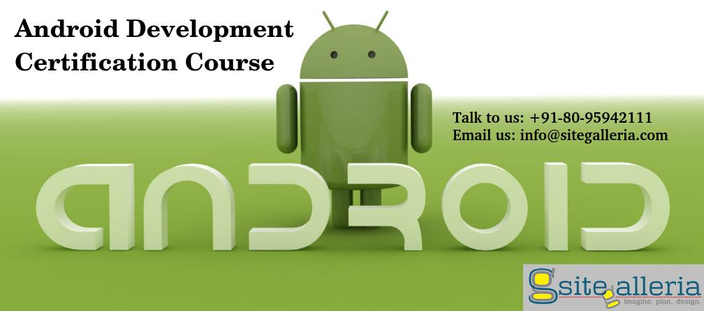 Android Development Training