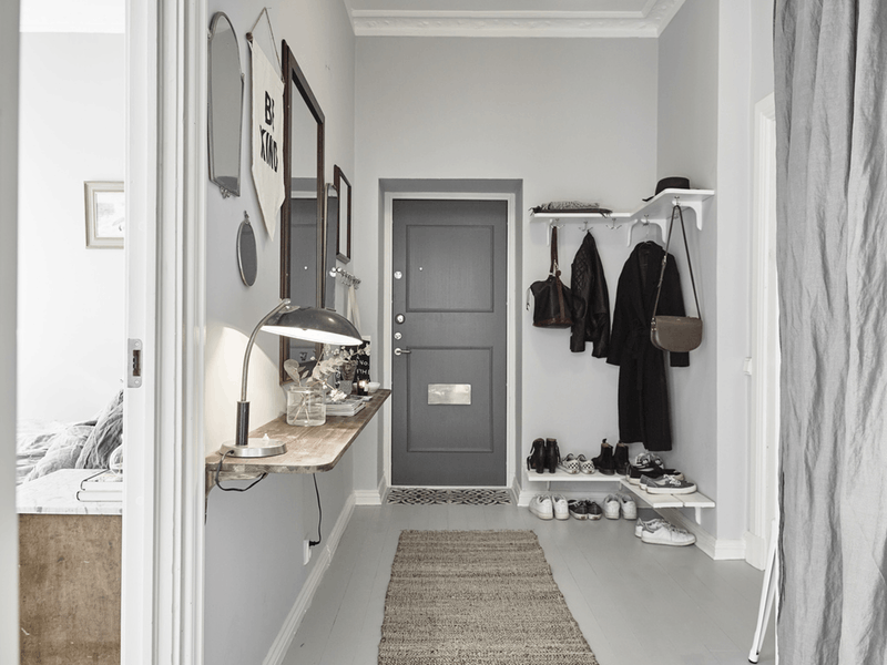 27 Small Entryway Ideas for Small Space with Decorating Ideas