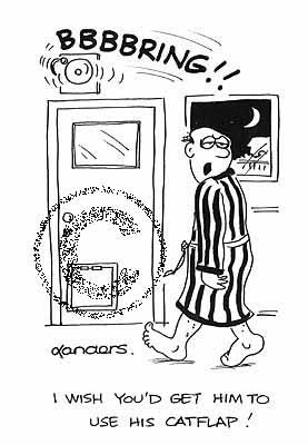 John Landers Cartoonist Portfolio