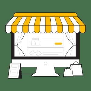 متجر إلكتروني