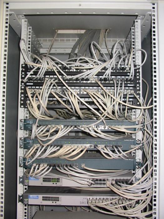 Cblage Dun Rseau Ethernet