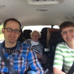 7. Tag – Aufbruch Richtung Rocky Mountains bzw. Fahrt nach Little Fort