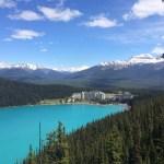 14. Tag – Lake Louise und Moraine Lake