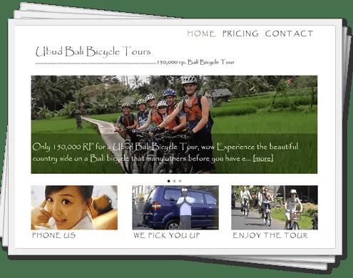 Ubud Bali Bike Tours