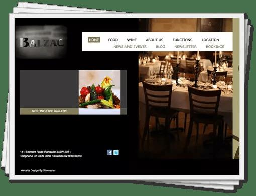 Restaurant Balzac