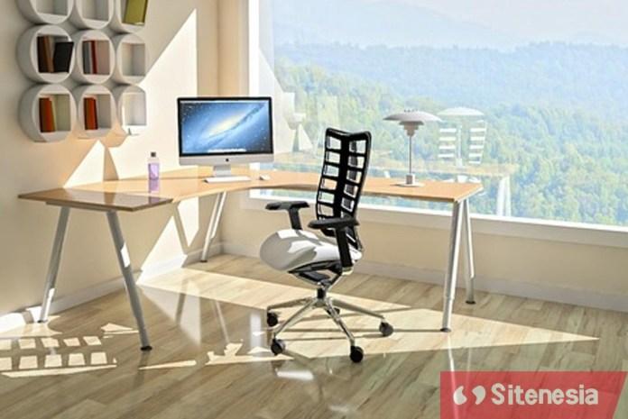 Ilustrasi Gambar Dari Tips Dan Cara Menjalankan Bisnis Jarak Jauh Dari Rumah Secara Remot Atau Remotely