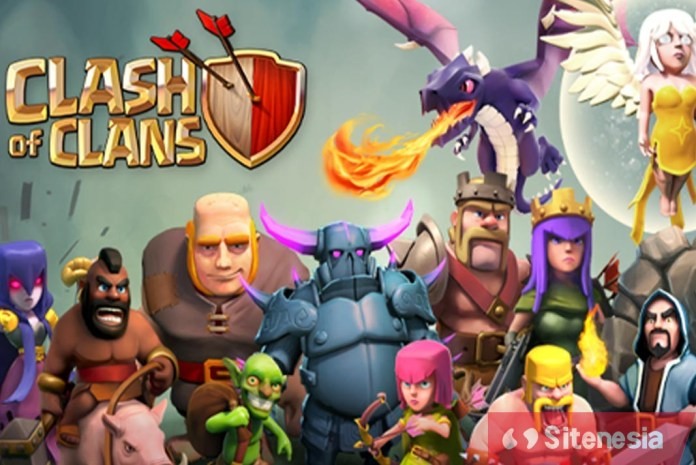 Download COC Mod Apk Terbaru 2019