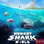 Gambar Cover Download Hungry Shark World MOD Terbaru Untuk Android