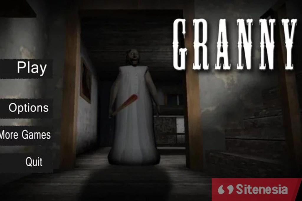 Gambar Gameplay Download Game Granny MOD APK Versi Terbaru Immortal God Mode Dan Menu Hack Gratis Untuk Android
