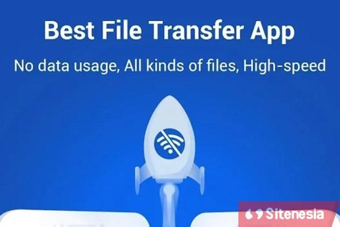 Gambar Screenshot Aplikasi Download SHAREit MOD APK Terbaru MOD No Ads Tanpa Iklan