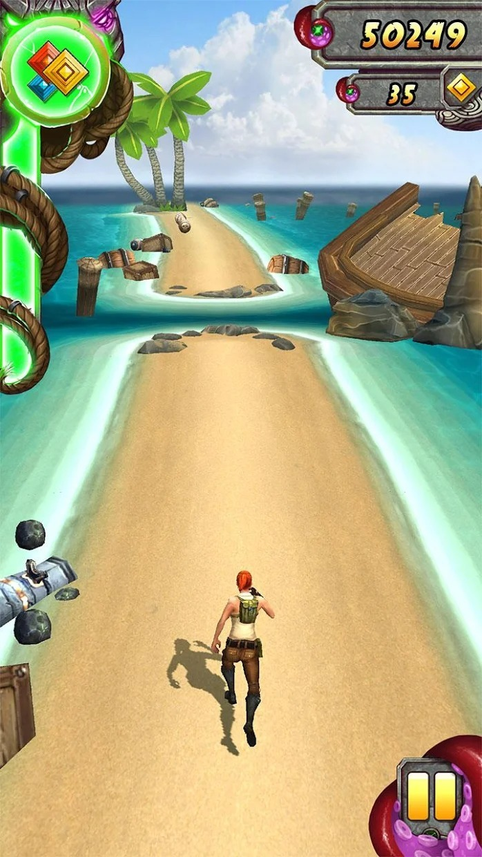 Temple Run 2 Game Graphic