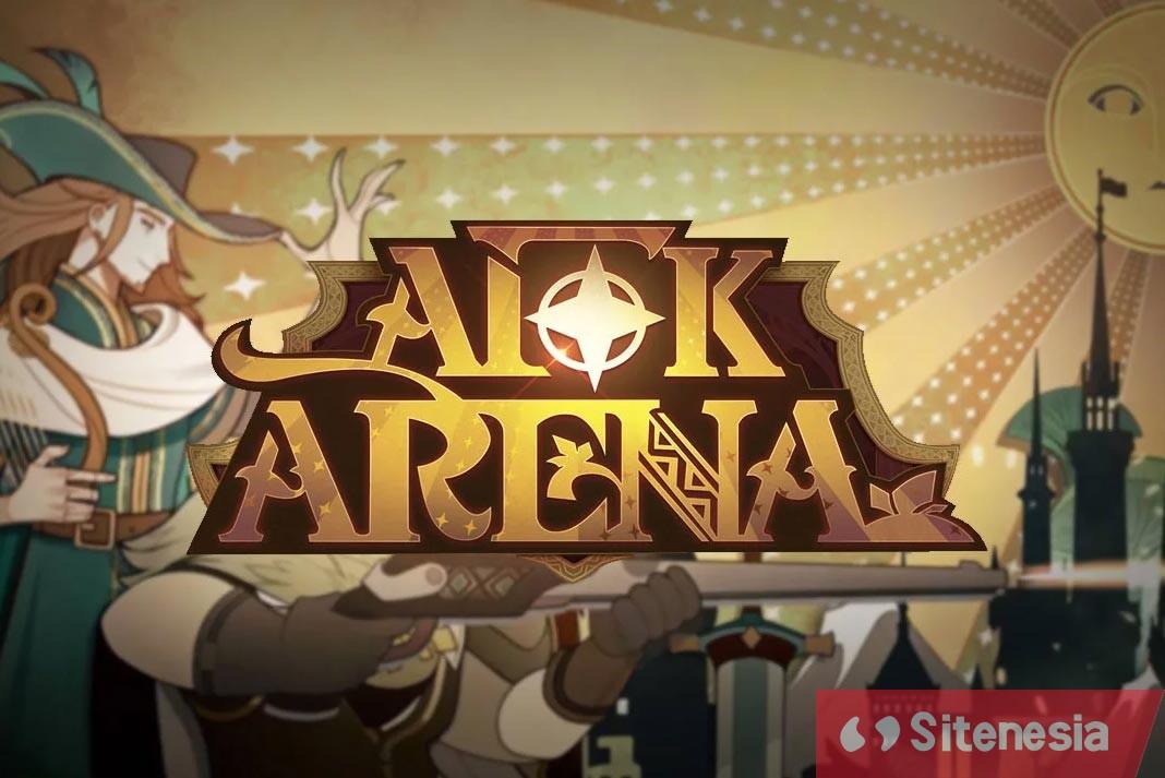 Gambar Cover Download AFK Arena MOD APK Versi Terbaru God Mode