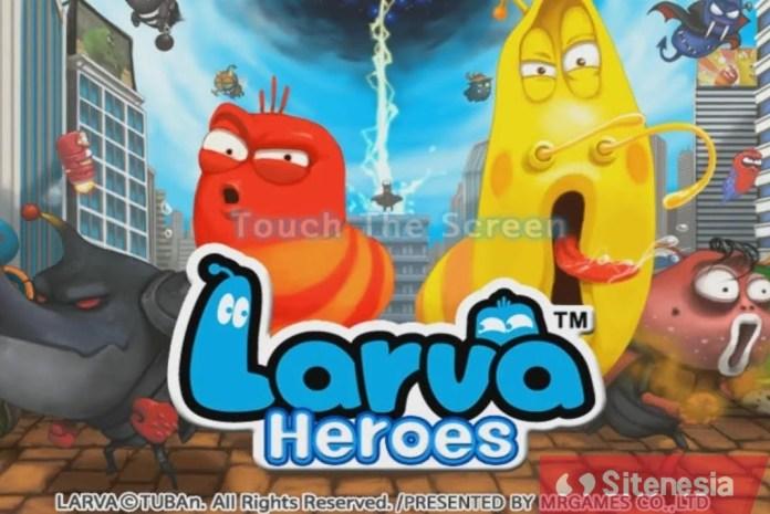Gambar Cover Download Larva Heroes Lavengers MOD APK Versi Terbaru All Unlocked Baru