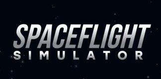Gambar Cover Game Download Spaceflight Simulator MOD APK Versi Terbaru Unlocked All Gratis Untuk Android