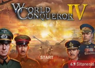 Gambar Cover Download World Conqueror 4 MOD APK Versi Terbaru Unlocked Free Shopping Gratis Untuk Android