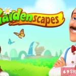 Gambar Cover Download Gardenscapes MOD APK Versi Terbaru Unlimited Coins Dan Stars Gratis Untuk Android Baru