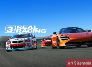 Gambar Cover Download Real Racing 3 MOD APK Versi Terbaru Unlimited Money All Unlocked Gratis Untuk Android