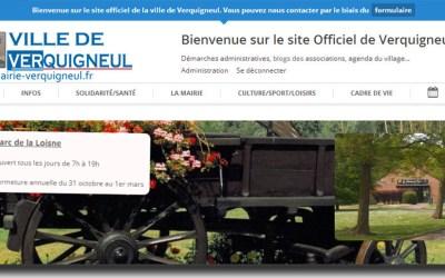 Verquigneul – Commune