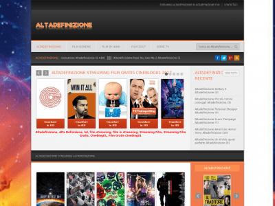 Altadefinizioneblue site ranking history