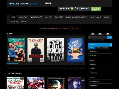 Altadefinizionemedia site ranking history