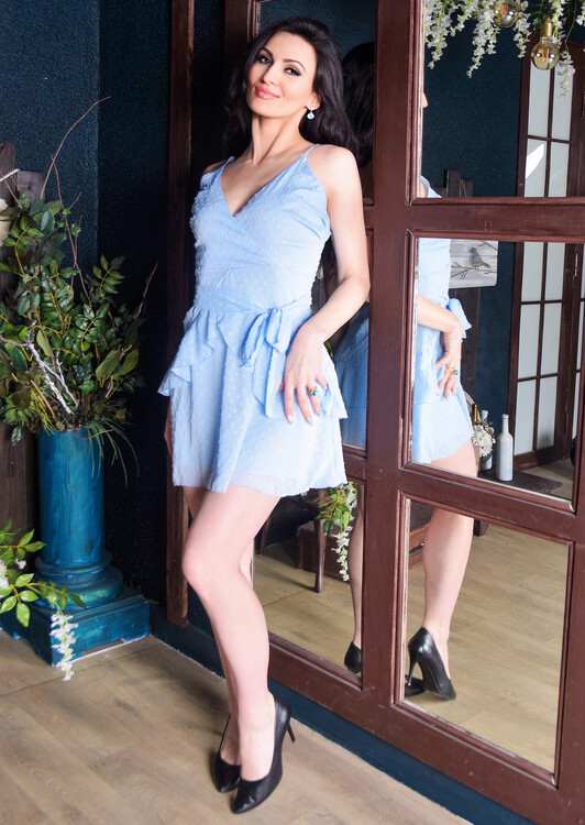 Anna  rencontre femme montreal