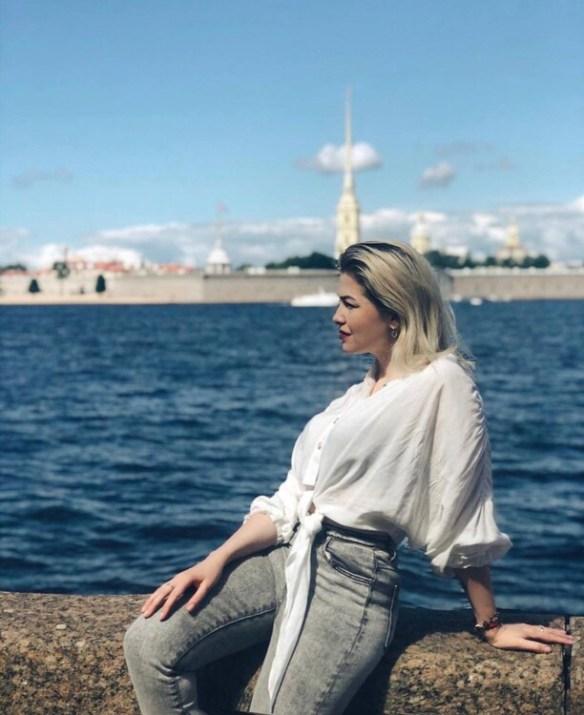 Darina rencontre femme ukraine parlant francais