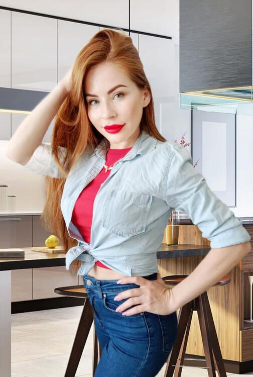 Ludmila rencontres femmes russes