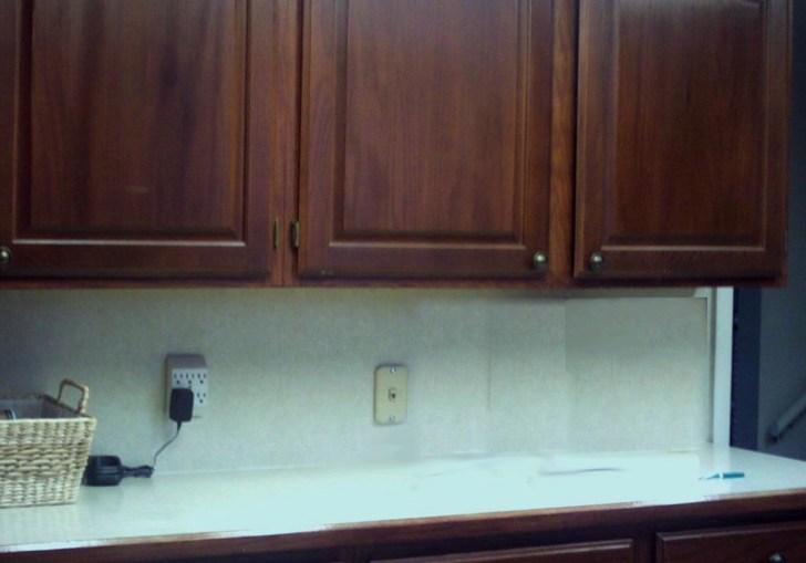Kitchen Cabinet Restaining Diy