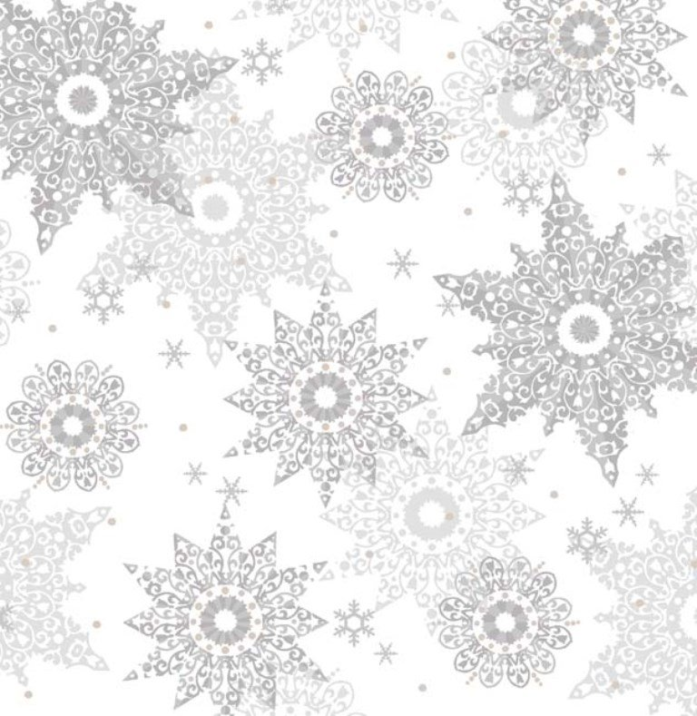 Quilting Treasures-Celebrate the Season-Snowflakes-23268