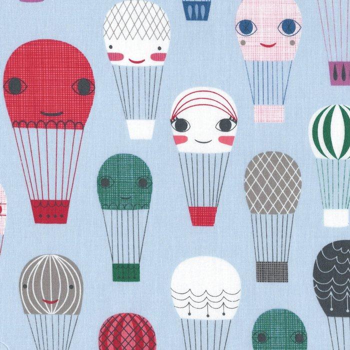 Suzy Ultman's Balloons fabric
