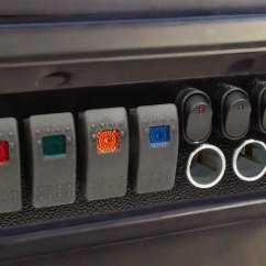 Home Receptacle Wiring Diagrams Trailer Light Kit Walmart Jeep Grand Cherokee Zj '93 - '95 In-dash (dz) Series