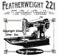Feather Weight Work Shop