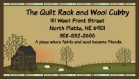 The Quilt Rack & Wool Cubby North Platte NE
