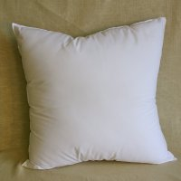 Pillow Form. 12'' X 20'' Feather Down Pillow Form White ...