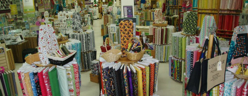 Lone Star Quiltworks Home