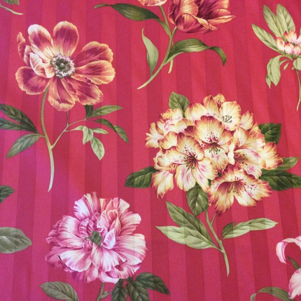 Toile Fabrics And Chintz