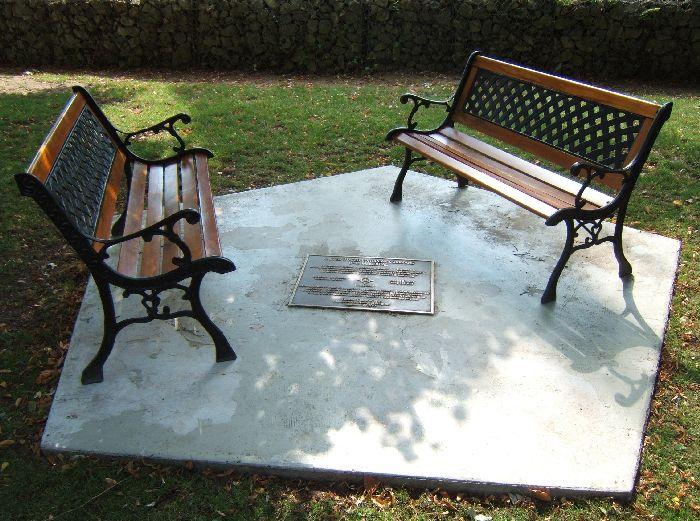911 Pentagon memorial (Patch Barracks, Stuttgart/Vaihingen)