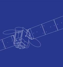 dish network satellite setup diagram [ 2000 x 800 Pixel ]