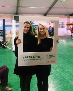 Students at COP21